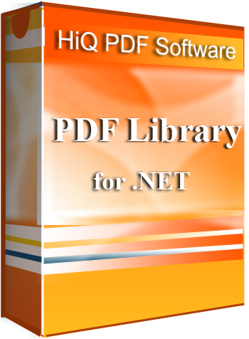 HiQPdf HTML to PDF Converter for .NET