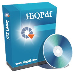 HiQPdf HTML to PDF Converter and PDF Library for .NET